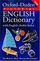 Oxford-Duden Pictorial English Dictionary…