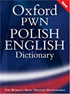 Oxford PWN Polish English Dictionary (Wielki…