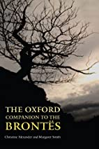 The Oxford Companion to the Brontes (Oxford…