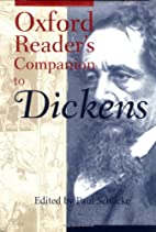 Oxford Reader's Companion to Dickens by Paul…