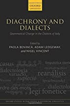 Diachrony and Dialects: Grammatical Change…