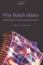 Why Beliefs Matter: Reflections on the…