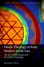 Hindu Theology in Early Modern South Asia…