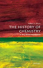 The History of Chemistry: A Very Short…