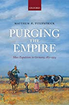 Purging the empire : mass expulsions in…