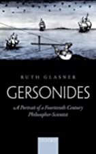 Gersonides: A Portrait of a…