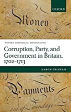 Corruption, Party, and Government in…