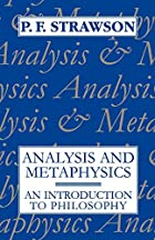 Analysis and Metaphysics: An Introduction to…