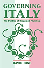 Governing Italy : the politics of bargained…