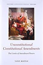 Unconstitutional Constitutional Amendments:…