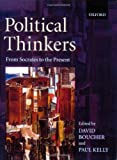 Boucher, David: Political Thinkers: From Socrates to the Present