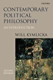 Kymlicka, Will: Contemporary Political Philosophy: An Introduction