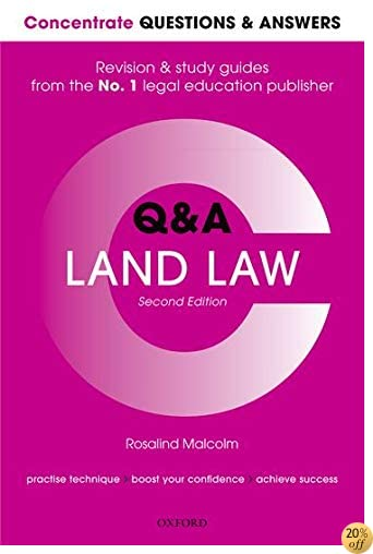 Concentrate Q&A Land Law 2e: Law Revision and Study Guide