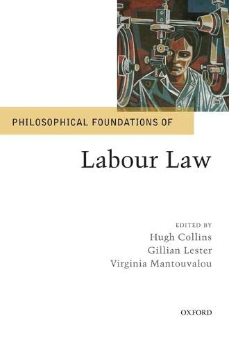 philosophical-foundations-of-labour-law-philosophical-foundations-of-law