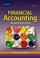 Financial Accounting: The Question Book by…