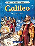 Mitton, Jacqueline: Galileo: Scientist and Star Gazer (What's Their Story?)