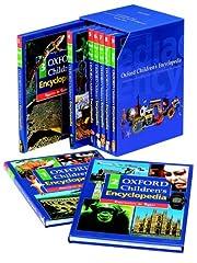Oxford children's encyclopedia by Ben Dupré