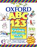 McGough, Roger: My Oxford ABC and 123 Picture Rhyme Book (French Edition)
