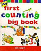 My First Counting Book: Big Book by Peter…