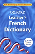 Oxford Learner's Dictionary French by…