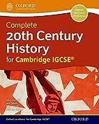 20th Century History for Cambridge IGCSERG…
