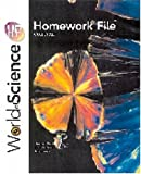 Booth, Graham: World of Science: Homework File