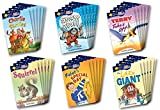 Emmett, Jonathan: Oxford Reading Tree: All Stars: Pack 1a: Class Pack (36 Books, 6 of Each Title)
