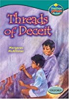 Threads of Deceit by Margaret McAllister