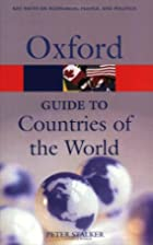 A Guide to Countries of the World (Oxford…