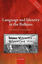 Language and Identity in the Balkans:…