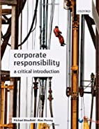 Corporate Responsibility: A Critical…