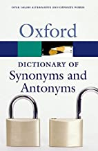 The Oxford Dictionary of Synonyms and…