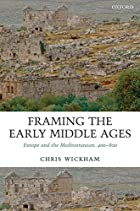 Framing the Early Middle Ages: Europe and…
