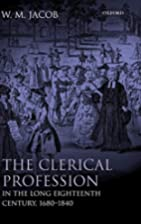 The Clerical Profession in the Long…