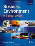 Harrison, Andrew: Business Environment in a Global Context