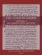 The Curzon Gospel by Cynthia M. Vakareliyska