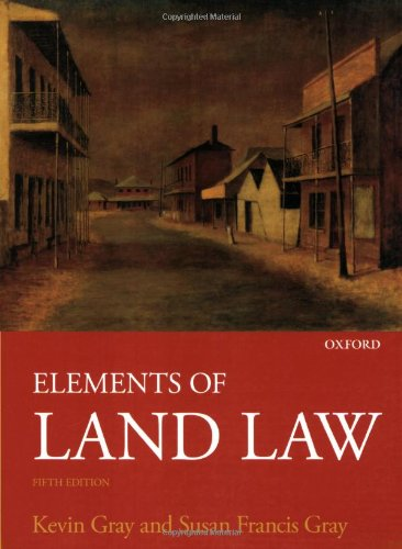 elements-of-land-law