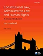 Constitutional Law, Administrative Law, and…
