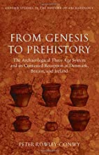 From Genesis to Prehistory: The…