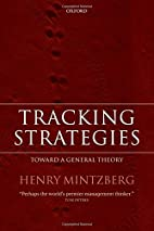 Tracking Strategies: Towards a General…