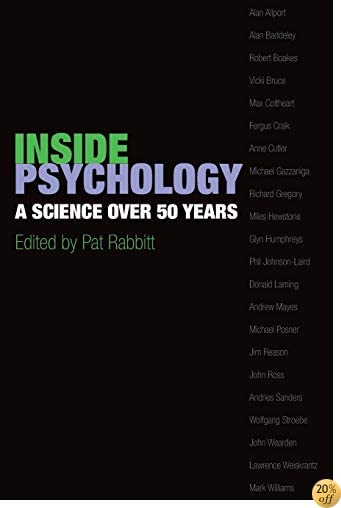 Inside Psychology: A science over 50 years