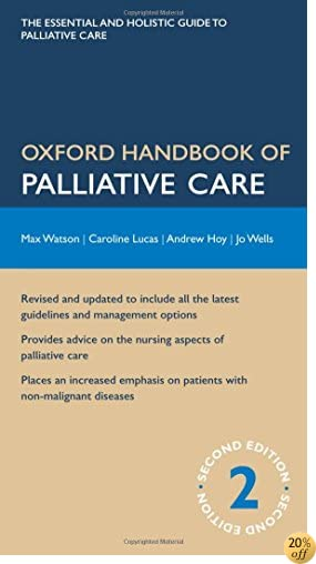 Oxford Handbook of Palliative Care (Oxford Medical Handbooks)