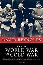 From World War to Cold War: Churchill,…