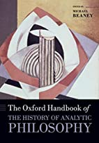 The Oxford Handbook of The History of…