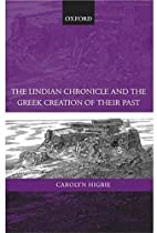 The Lindian chronicle and the Greek creation…