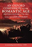Russell, Gillian: An Oxford Companion to the Romantic Age: British Culture, 1776-1832