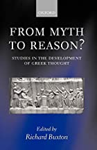 From Myth to Reason?: Studies in the…