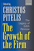 The Growth of the Firm: The Legacy of Edith…