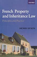 French Property and Inheritance Law:…