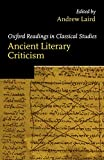Laird, Andrew: Ancient Literary Criticism